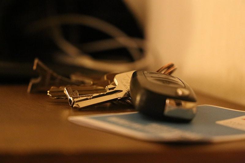 Smart Car Key State-Wide Lock & Safe